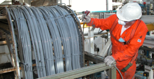 Огнезащитная обработка электрических кабелей